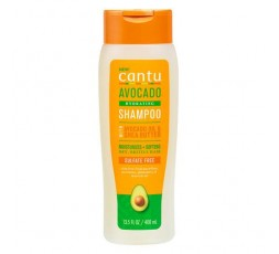 CANTU AVOCADO - Shampoing Hydratant CANTU SHAMPOING & SOIN