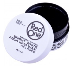 RED ONE - Cire Coiffante Puissance Maximale (White Aqua Wax Full Force) RED ONE  GEL