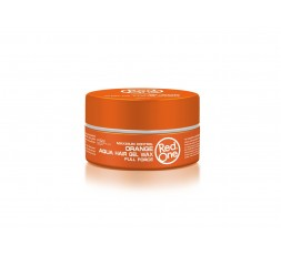 RED ONE - Cire Coiffante Puissance Maximale (Orange Aqua Wax Full Force) RED ONE  GEL