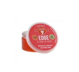Crazy Pouss- Edge Controle Gel à Lhuile De Neem Pour Les Baby Hair CRAZY POUSS GEL