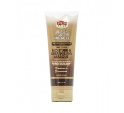 AFRICAN PRIDE Black Castor Oil Miracle- Masque Hydratant AFRICAN PRIDE  MASQUE