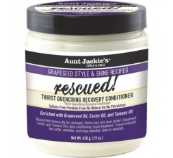 AUNT JACKIES Graapseed- Après Shampooing Réparateur (Rescued) AUNT JACKIE'S GEL