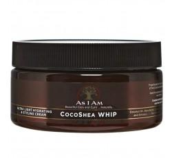 AS I AM - Crème Coiffante Légère (Cocoshea Whip) AS I AM  CRÈME COIFFANTE