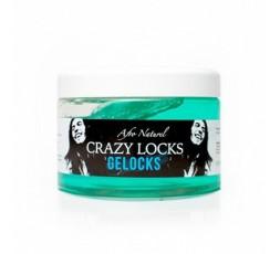 CRAZY POUSS - Le Gel Locks Vert CRAZY POUSS GEL
