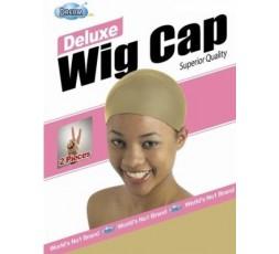 DREAM- Bonnet Pour Perruque Beige X2 (wig cap) DREAM WORLD PERRUQUE PROMO