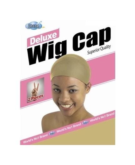DREAM- Bonnet Pour Perruque Beige X2 (wig cap)
