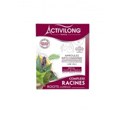 ACTIVILONG - Ampoules Phyto-Concentrées Anti-Chutes 4X10ml ACTIVILONG ebcosmetique