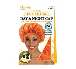 ANNIE - Bonnet en Satin Premium Jour & Nuit (Day & Night Cap) XL 4627 ANNIE ACCESSOIRES DE COIFFURE