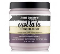 Aunt Jackie's- Curl La La Defining Curl Custard AUNT JACKIE'S CRÈME COIFFANTE