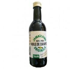 YARI - Huile de Carapate Jamaïcaine 100% Pure (Black Castor Oil) YARI HUILE NATURELLE