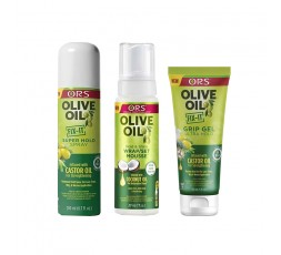 ORS Olive Oil - Pack Spécial Fix-It Fixation Perruques ORS  LES PACKS & GAMMES