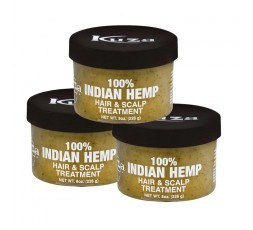 Kuza - Pack Pommade Capillaire (Indian Hemp) 227g KUZA ebcosmetique