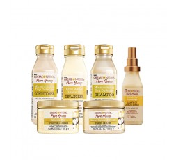 CREME OF NATURE - Pack au Miel (Pure Honey) CREME OF NATURE  ebcosmetique