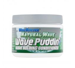 WAVE BUILDER - Soin Revitalisant & Hydratant Sans Rinçage Pour Waves (Wave Puddin') WAVE BUILDER  APRÈS-SHAMPOING