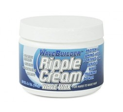 WAVE BUILDER - Cire Coiffante Résistante Longue Tenue (Ripple Cream Wave Wax) WAVE BUILDER  GEL