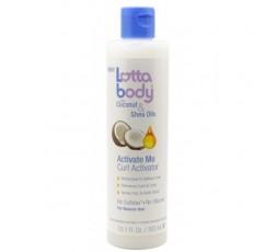 LOTTABODY - Crème Activateur de Boucles (Activate Me Curl Activator) LOTTABODY ACTIVATEUR & DEFINISEUR DE BOUCLES