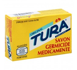 TURA - Savon Médicinal Original Corps & Visage (Soap Medicated)  SAVON
