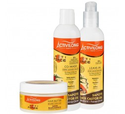 ACTIVILONG - ACTI FORCE - Pack Hydratation & Wash N' Go Express ACTIVILONG LES PACKS & GAMMES