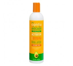 CANTU AVOCADO - Lotion Activatrice De Boucles (Curl Activator) CANTU ACTIVATEUR & DEFINISEUR DE BOUCLES