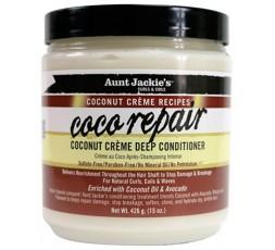 Aunt Jackie's Coconut- Crème Deep Conditioner AUNT JACKIE'S Accueil