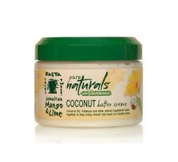 JAMAICAN MANGO LIME - PURE NATURALS - Crème Beurre Définissante Boucles (Coconut Butter Creme) JAMAICAN MANGO & LIME ACTIVATE...