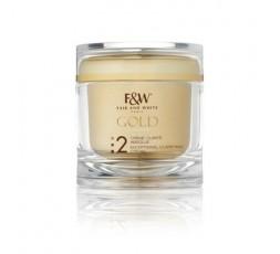 FAIR AND WHITE - GOLD - 2 : Crème Eclaircissante Clarté Absolue FAIR AND WHITE CRÈME ÉCLAIRCISSANTE VISAGE