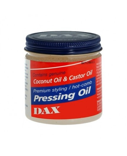 DAX - Pressing Oil