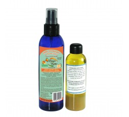 MANGO BUTTER - Spray Hydratant & Nourrissant Kit Mélange + Flacon Spray MANGO BUTTER SPRAY & LOTION