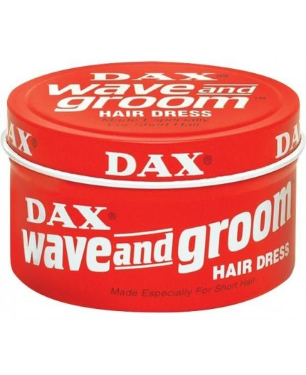 Dax- Wave And Groom Hair Dress