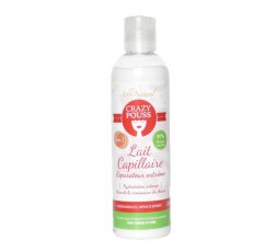 Crazy Pouss - Lait Capillaire Hydratation Intense