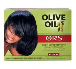 ORS - Olive Oil Défrisage Sans Soudes Kit ORS  DÉFRISAGE