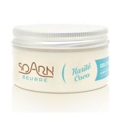 SOARN -Beurre de Karité & Coco SOARN CRÈME COIFFANTE