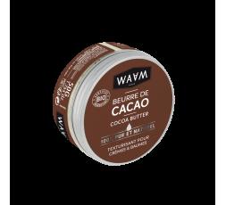 WAAM - Beurre de Cacao Bio WAAM LAIT HYDRATANT