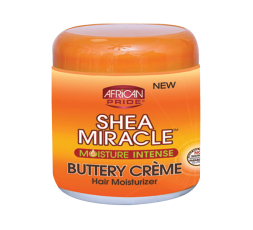 African Pride Shea Butter Miracle- Buttery Crème AFRICAN PRIDE  Accueil