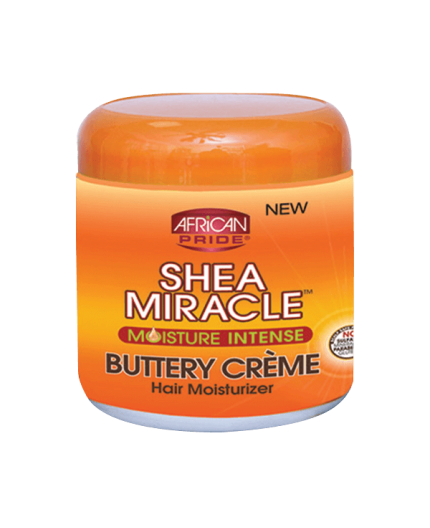 African Pride Shea Butter Miracle- Buttery Crème