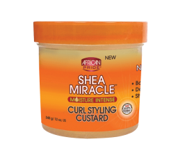 African Pride Shea Butter Miracle- Curl Styling Custard AFRICAN PRIDE  Accueil
