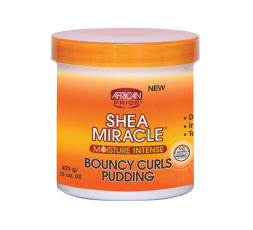 African Pride Shea Butter- Bouncy Curls Pudding AFRICAN PRIDE  ebcosmetique