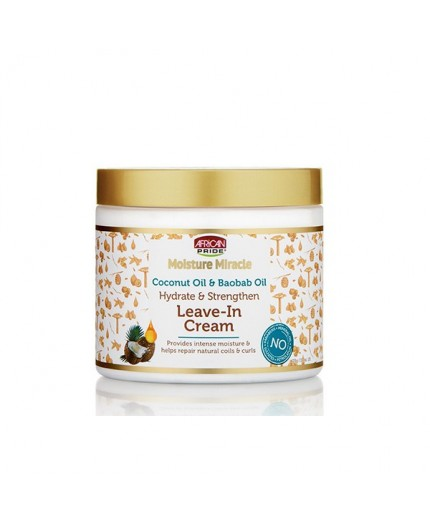 African Pride Moisture Miracle  Leave In Cream