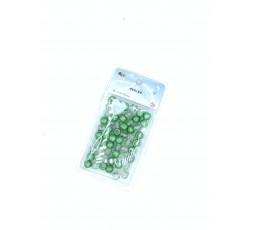 E ACCESSOIRES - Perles Verte & Transparente En Plastiques E Accessoires ACCESSOIRES DE COIFFURE