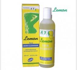 A3 LEMON - Lotion Nettoyante A3 Cosmetics ebcosmetique