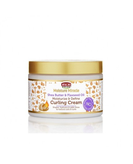 African Pride Moisture Miracle- Curling Cream