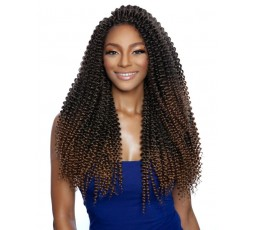 "MANE CONCEPT - Mèche Bouclé Crochet Braid Passion Water Wave 18"" MANE CONCEPT HAIR CROCHET BRAID BOUCLÉ"