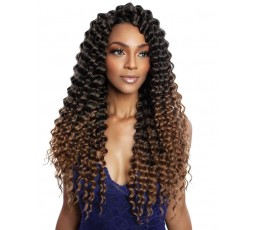 "MANE CONCEPT - Mèche Bouclé Crochet Braid Deep Wave 18"" MANE CONCEPT HAIR ebcosmetique"