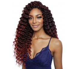 "MANE CONCEPT - Mèche Bouclé Crochet Braid Deep Wave 18"" MANE CONCEPT HAIR CROCHET BRAID BOUCLÉ"