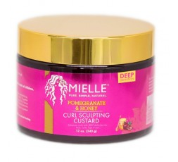 Mielle Organics Pomegranate & Honey- Curling Custard MIELLE ORGANICS LOTION CAPILLAIRE