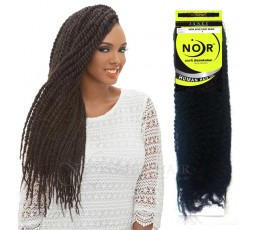 JANET COLLECTION - Meche Braid, Vanilles Twist Afro Braid JANET COLLECTION  CROCHET BRAID BOUCLÉ