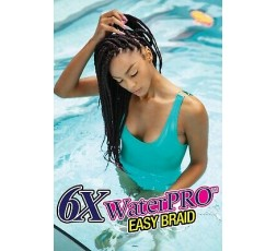 "MANE CONCEPT - Mèches Tresse Braid 6X WATER PRO EASY BRAID 52"" MANE CONCEPT HAIR MÈCHES A TRESSER"