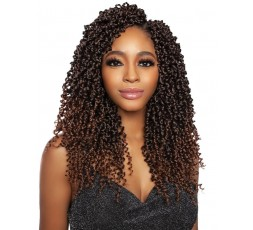 "MANE CONCEPT - Mèche Twist Crochet Braid 2X Paradise Twist 14"" MANE CONCEPT HAIR CROCHETS BRAIDS"