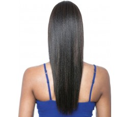 MANE CONCEPT - Postiche Queue De Cheval Lisse 100% Naturel ( Mega Straight Wnt ) MANE CONCEPT HAIR POSTICHES