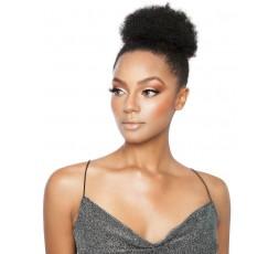 MANE CONCEPT - Postiche Chignon Afro ( Badu Small Wnt ) MANE CONCEPT HAIR POSTICHES